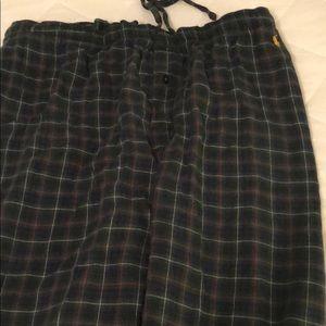 Polo sleeper pants